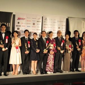 「終の信託」日本映画大賞受賞!毎日映画コンクール