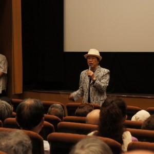 「オース!バタヤン」大阪で一般試写会が行われました!(5/20)
