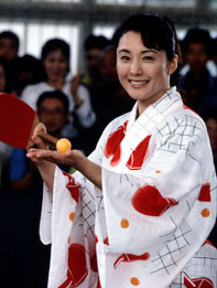 世界卓球2014開幕に合わせ『卓球温泉』が放送!